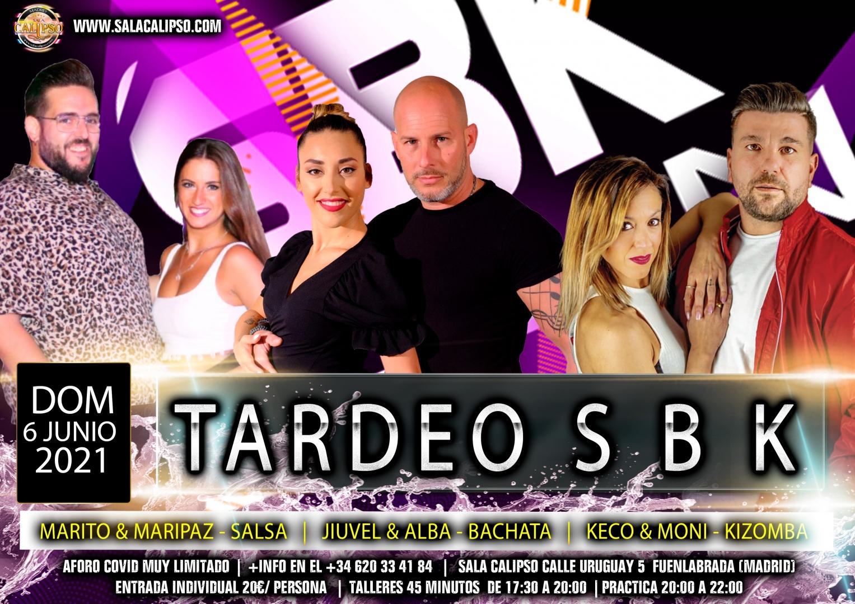 Intensivo Tardeo SBK - Domingo 6 Junio 2021 - SALA CALIPSO MADRID