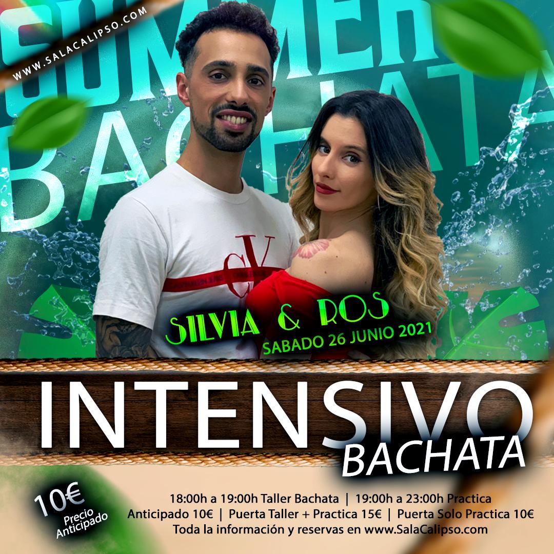 Intensivo 4-1 Taller + Practica 4horas  |  Sabado 26 Junio 2021 con Silvia & Ros
