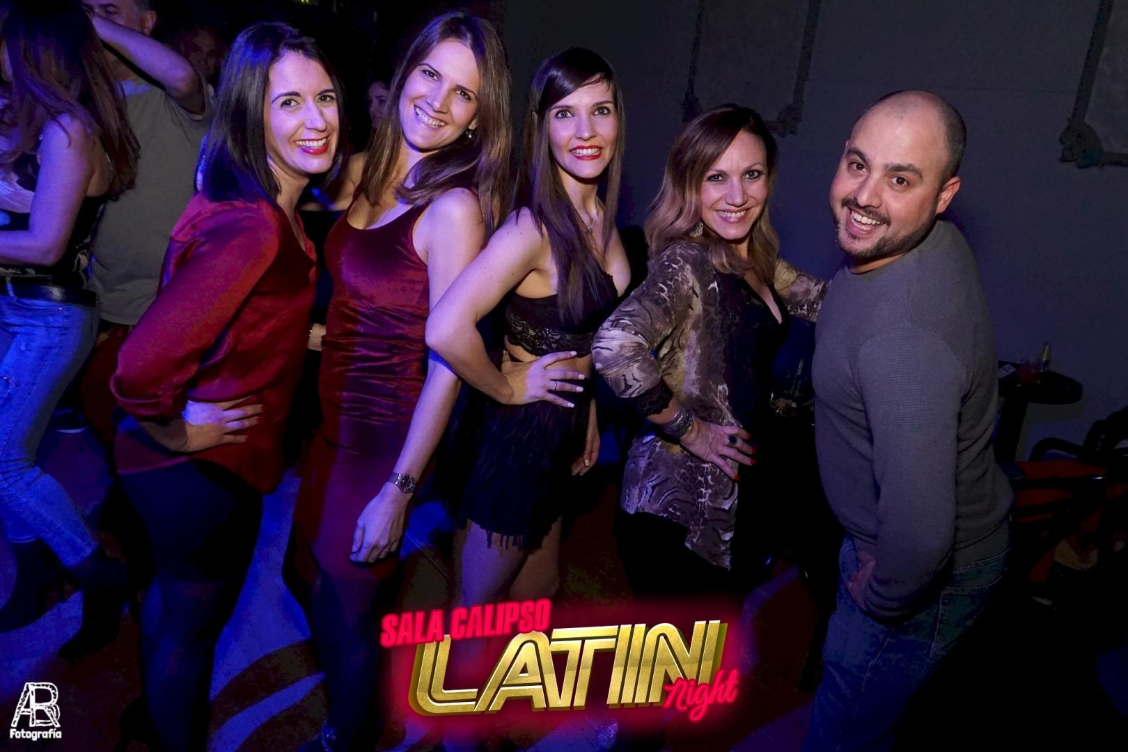 V4Ene2019 Sesion Latin Night