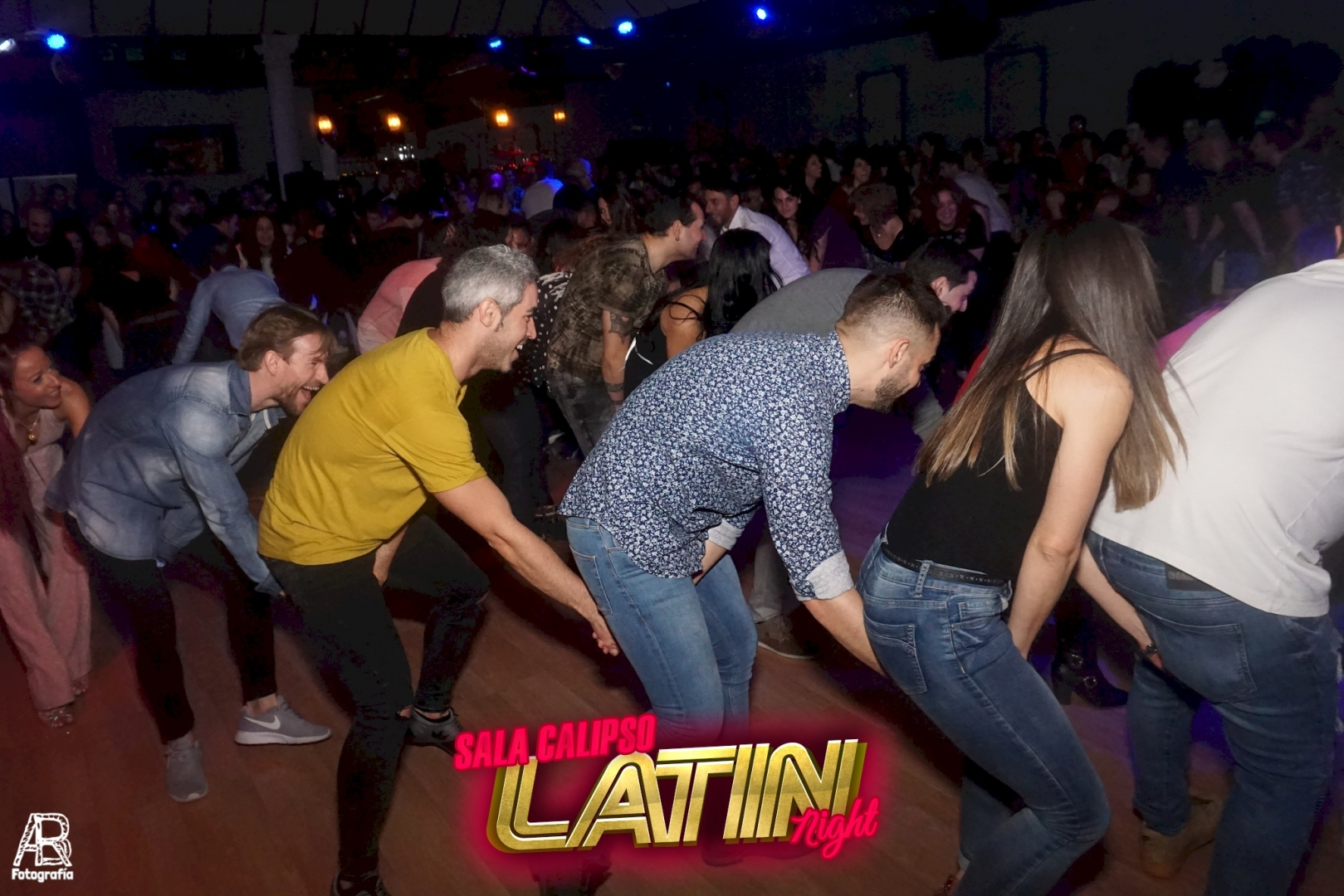 V11Ene2019 Sesion Latin Night