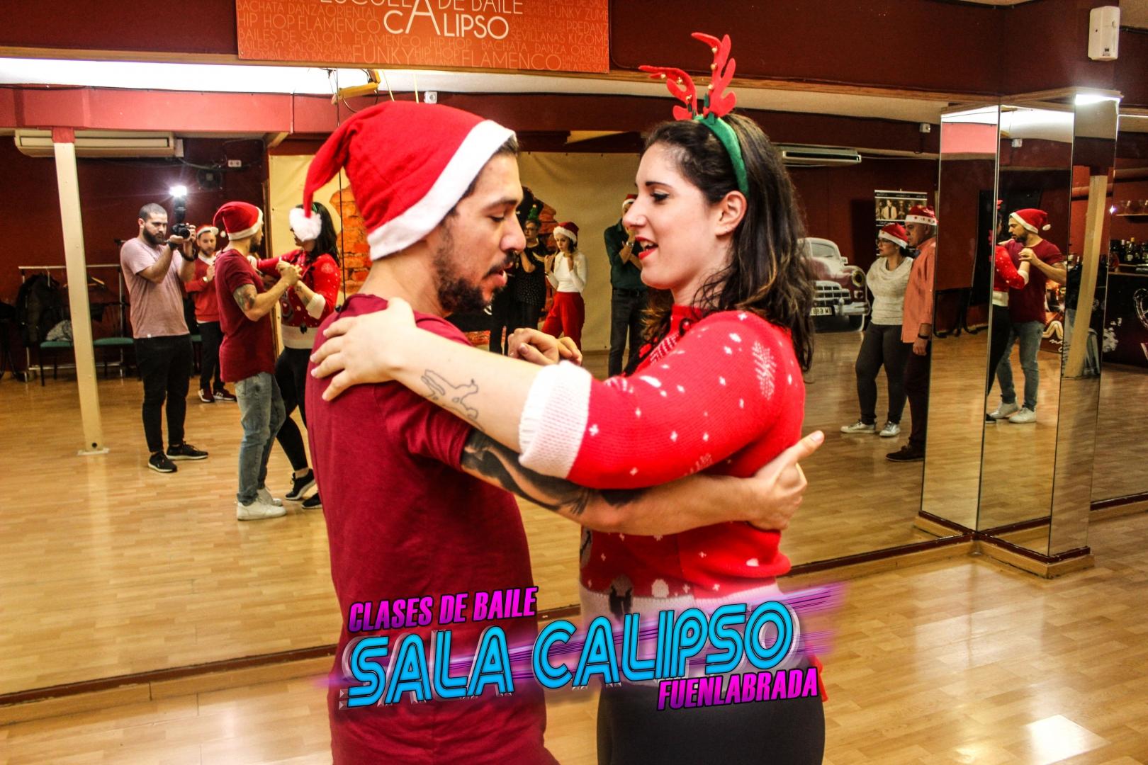22Dic2019 - Alexis & M.Jose clases Domingos