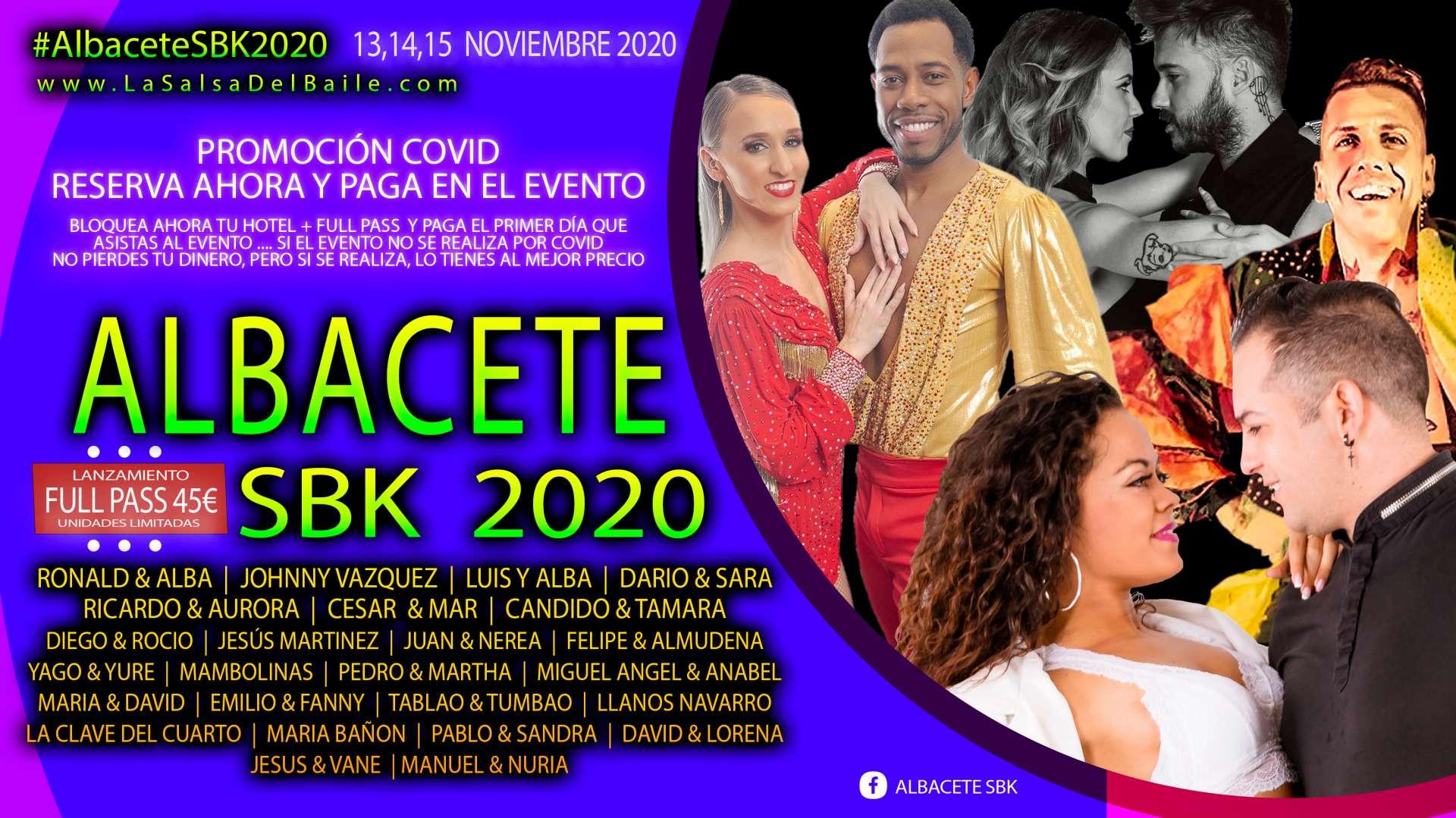 ALBACETE SBK 2020