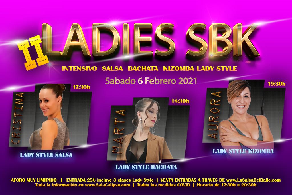 Intensivo II Ladies SBK - Sabado 6 Febrero 2021