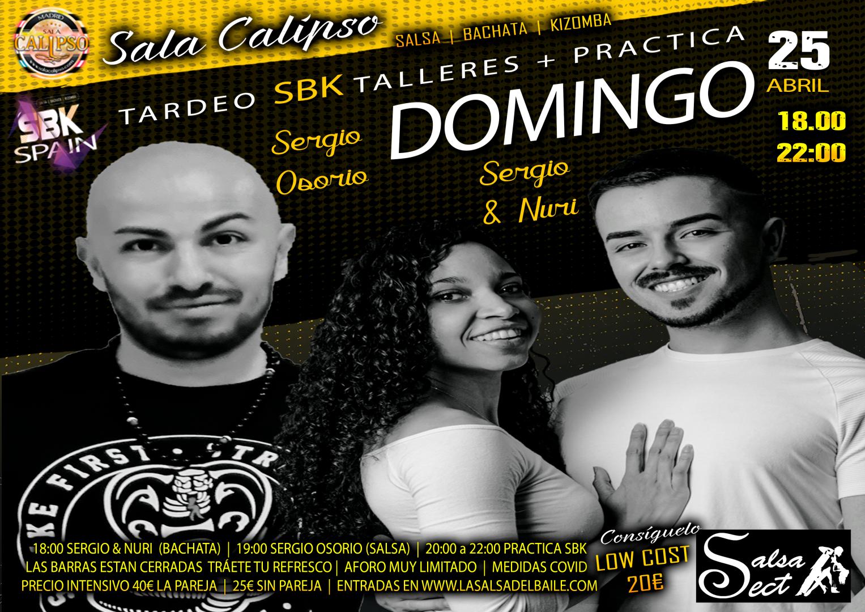 Intensivo SBK Domingo 25 Abril 2021 - Sala Calipso