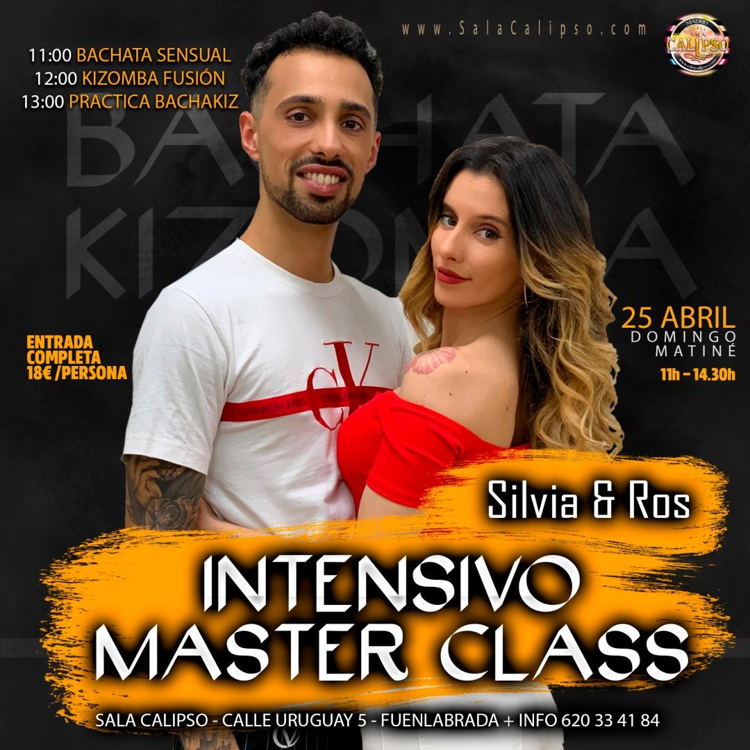 Master Class Intensivo - Domingo Mañana 11h a 14:30h - Silvia & Ros